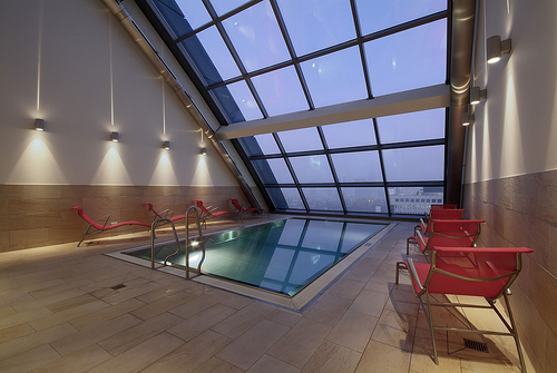 Radisson Blu Frankfurt Pool