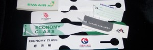 Int.Asian Luggage tags 1
