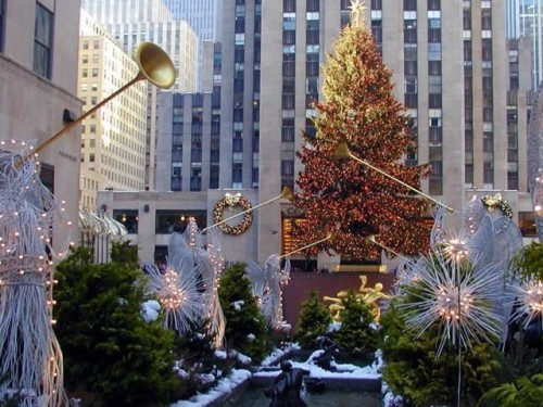 Best places to travel in december for Traveling to new york in december