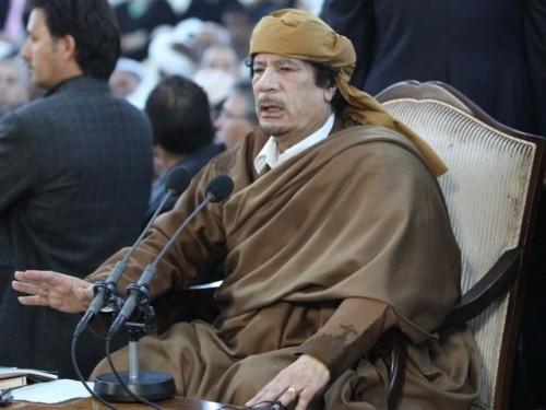 muammar al gaddafi young. Who is Mummar Muhammad al