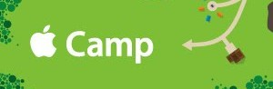 apple camp logo 2010