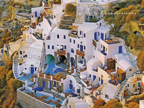 European Holiday Destinations: Santorini, Greece