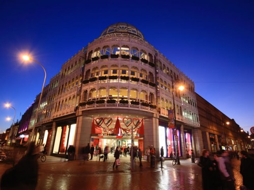 Luxury Shopping Destinations: Dublin's Grafton Street