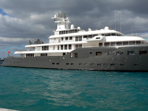 The Luxury Yacht Ice