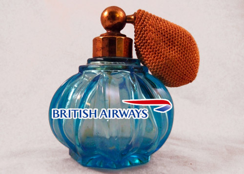 British Airways Signature Perfume
