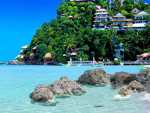 Best Honeymoon Beach Destinations: Boracay Beach