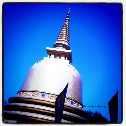 Travel Photo - Buddhist Chaitya in Dambulla