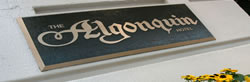 Algonquin Hotel