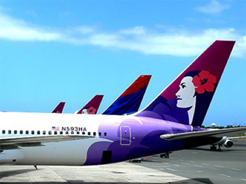 Flights to Honolulu with Hawaiian Airlines