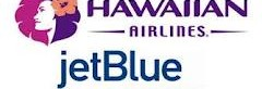 Hawaiian Airlines and JetBlue Partnership