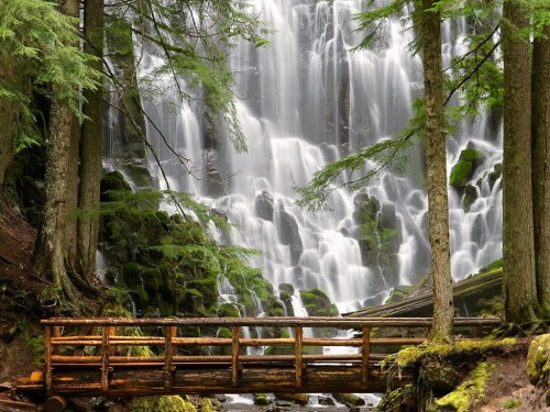 Amazing Places: Ramona Falls USA