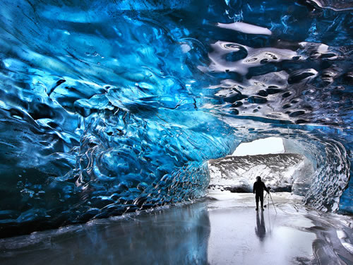 Amazing Places: The Blue Caves