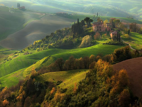 Most Amazing Places: Lucca