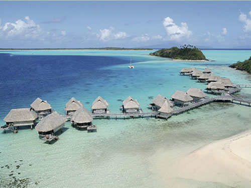 Bora Bora Resorts: Sofitel Bora Bora Marara Beach Resort & Private Island | (c) Photo By Hawaii Travel