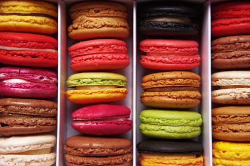Paris Bakery Macaroons