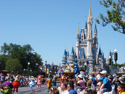 Orlando Attractions: Disney World