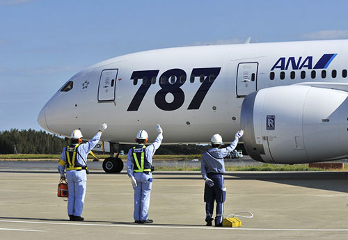Best Airlines For International Travel: ANA All Nippon Airways Ground Crew
