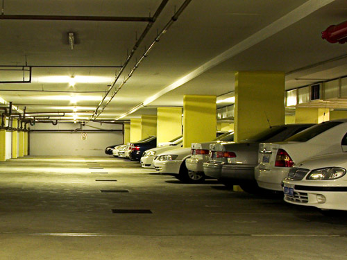 Underground Car Park