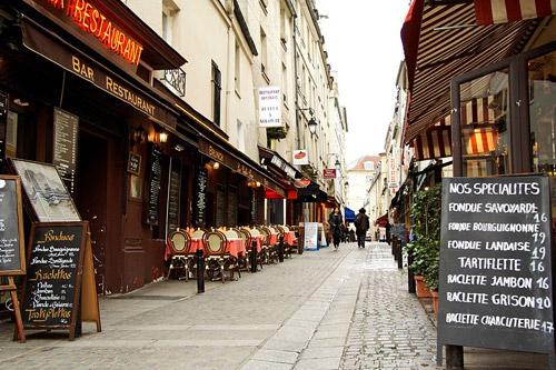 Top Delicious Restaurants of Paris