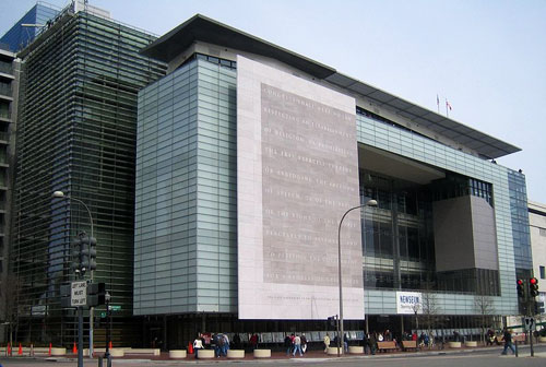 Best Places To Visit in Washington DC: Newseum