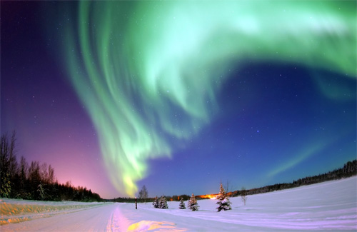 What Causes Northern Lights