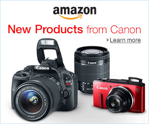 Canon Cameras & Accessories on Amazon