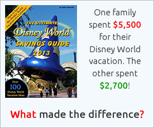 See how easily you can have a Disney World vacation for a fraction of what others pay